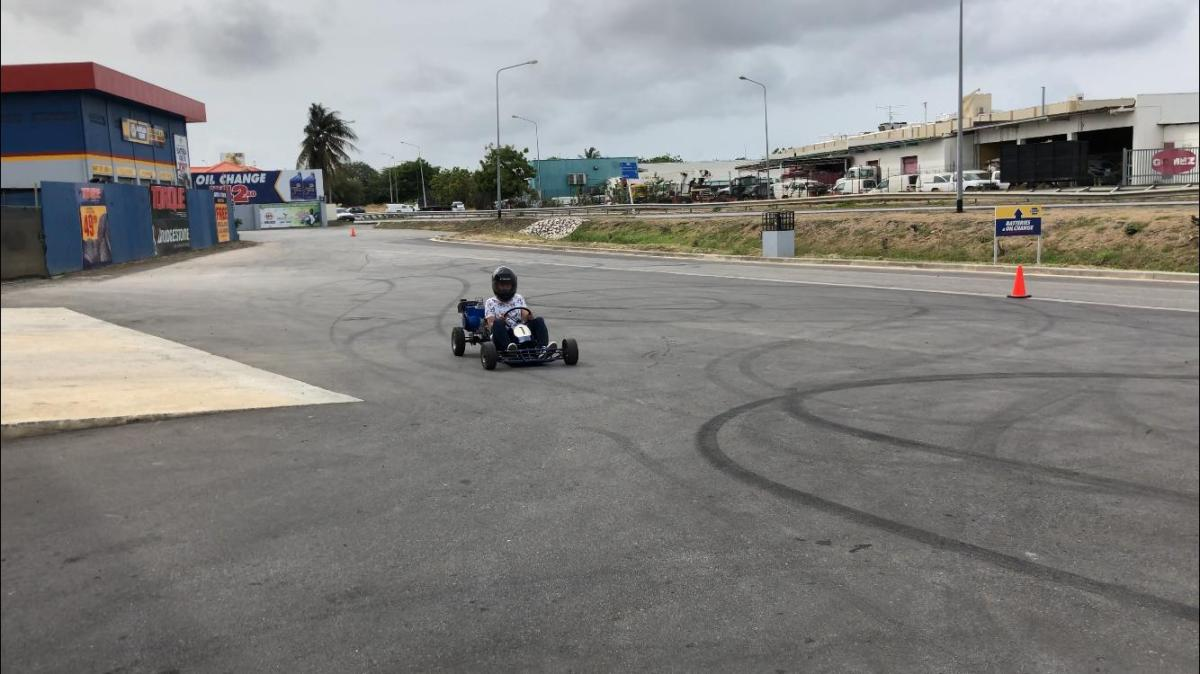 First outing Vintage Karting Curacao – SDDK Motorsports
